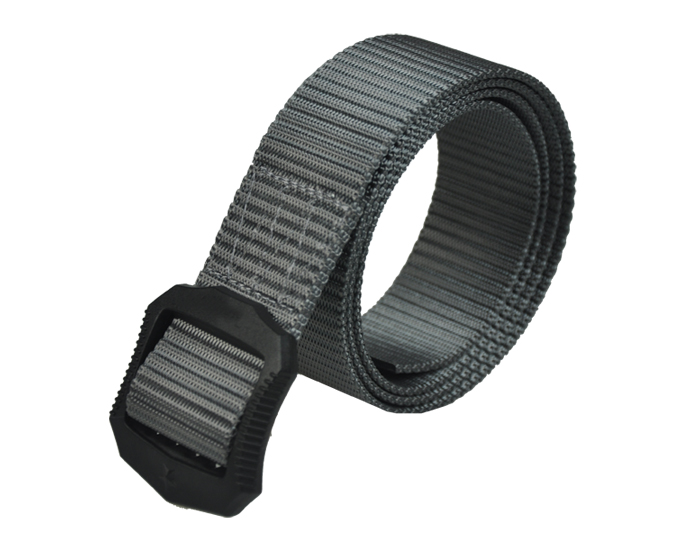 military style web belts